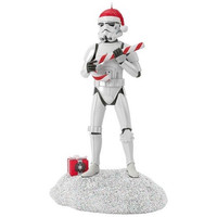 Star Wars Stormtrooper Peekbuster Motion-Activated Sound Ornament