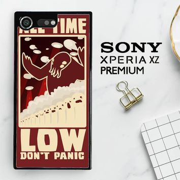 All Time Low Logo Y0296 Sony Xperia XZ Premium Case