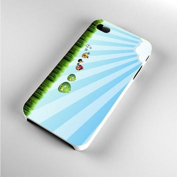 Angry Birds Retro 3D iPhone 4s Case