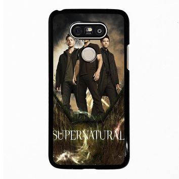 SUPERNATURAL LG G5 Case Cover