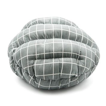 Burger Bed Small Dog Snuggle Bed - Lattice by Dogo