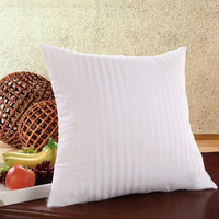 Square Pillow Inner Cushion Filling Pillow Insert Sofa Pillow Cushion Core Filler Hugging Body Pillow Home Bedroom Decoration