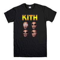 KITH FUNNY MIKE TYSON KISS PARODY Men's T-Shirt