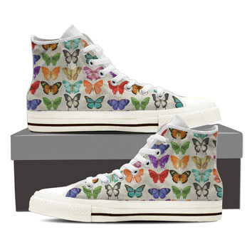 Butterfly Lovers Shoes