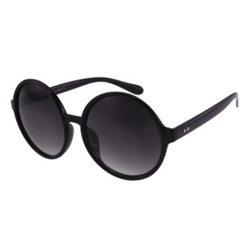 Womens Oversize Round Sunglasses