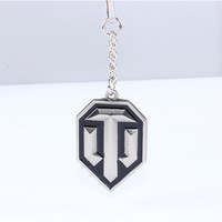 World of Tanks Keychain