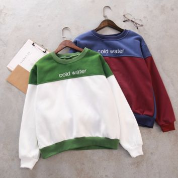 Cold Water Pullover Sweatshirt