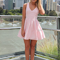 BLESSED ANGEL DRESS , DRESSES, TOPS, BOTTOMS, JACKETS & JUMPERS, ACCESSORIES, 50% OFF SALE, PRE ORDER, NEW ARRIVALS, PLAYSUIT, GIFT VOUCHER,,Pink Australia, Queensland, Brisbane