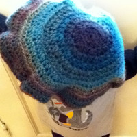 Child's Slouch Hat in Glacier Bay