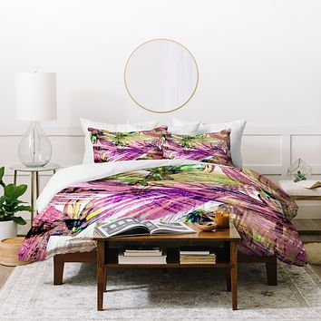 Bel Lefosse Design Feather Pattern Duvet Cover