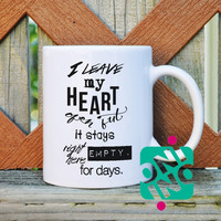 1D Midnight Memories Coffee Mug, Ceramic Mug, Unique Coffee Mug Gift Coffee