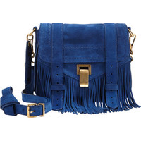 Fringed Crossbody PS1 Pouch
