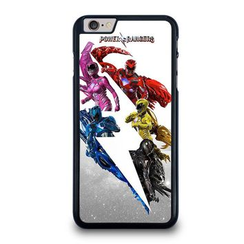 NEW POWER RANGERS AND ZORD iPhone 6 / 6S Plus Case Cover