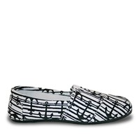 Women's Kaymann Canvas Loafers - Nautical Pattern (Special Offer)