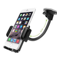 Rotating Car Mount Cell Phone Holder Stand Cradle Apple iPhone 6 6 Plus Note 5