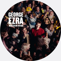 George Ezra: Wanted On Voyage Pic Disc Vinyl LP (Record Store Day)