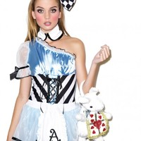 Psychedelic Alice Costume | Dolls Kill