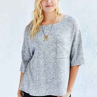Silence + Noise Raquel Tunic Top