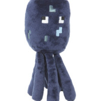 "Minecraft 7"" Squid Plush"