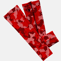 Hive Red arm sleeve