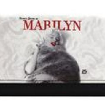 Licensed Marilyn Monroe Wallet Norma Jeane as Marilyn