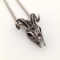 Stylish Gift Shiny Jewelry New Arrival Hip-hop Club Necklace [8439433155]