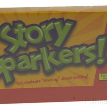 Lot 5 Story Sparkers Educational Insights Creative Writing Sentence Question
