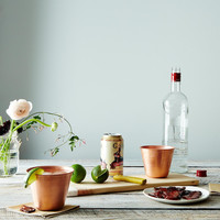 Moscow Mule Copper Cup