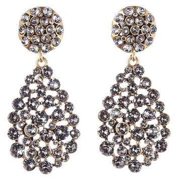 Oscar de la Renta Teardrop Earrings | Nordstrom