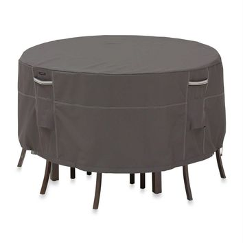 Classic Ravenna Patio Table & Chair Set Cover-Rect-Oval L