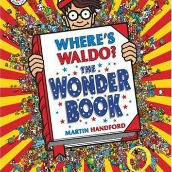 Where's Waldo? the Wonder Book Reprint