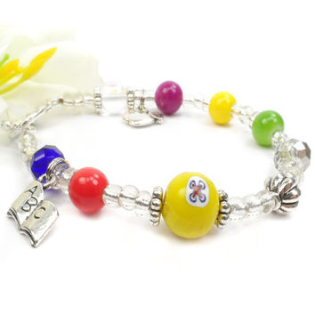 Best Teacher Gifts, Preschool Teachers Jewelry Bracelet