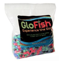 Tetra GloFish Aquarium Gravel for Fish Black | z