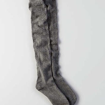 AEO Over-the-Knee Socks , Medium Heather