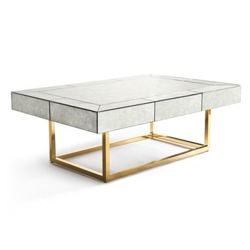 Delphine Cocktail Table | Modern Furniture | Jonathan Adler