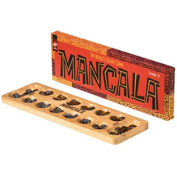 Mancala - The World's Oldest Game