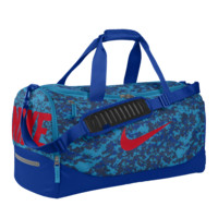 Nike Team Training Max Air iD Duffel Bag (Medium) (Blue)