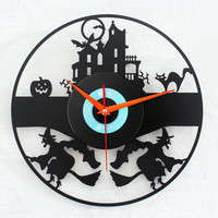 accessoryinlove — Wizard Attack CD Wall Clock