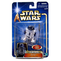 R2-D2 Droid Factory Flight Star Wars Attack of the Clones #09 Action Figure