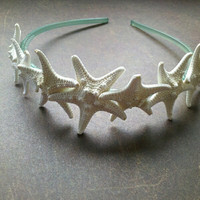 Knobby Starfish Headband
