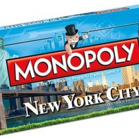 Monopoly New York City