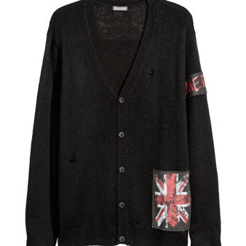 V-neck Cardigan - from H&M