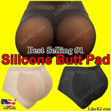 Enhancer body Shaper Hip Up Silicone Buttocks Pads Butt Enhancer Panty Tummy Control Girdle