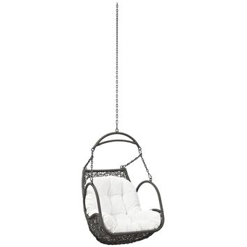 Arbor Outdoor Hanging Patio Swing Chair Without Stand