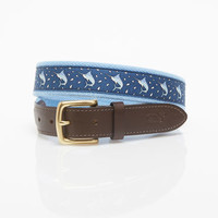 Marlin Canvas Club Belt