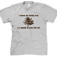 Family Tree Shirt | family reunion funny
