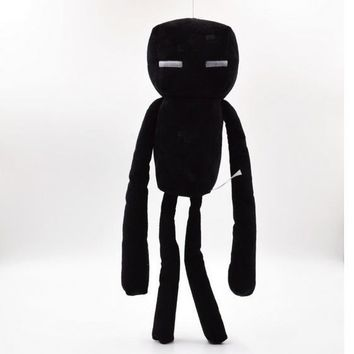 "10.2"" Enderman Minecraft Plush"
