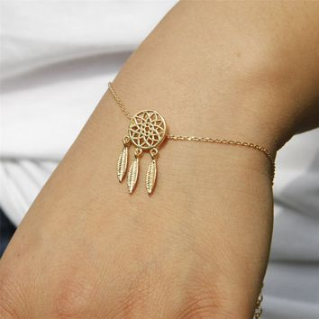 Dream Catcher Bracelet Accessory
