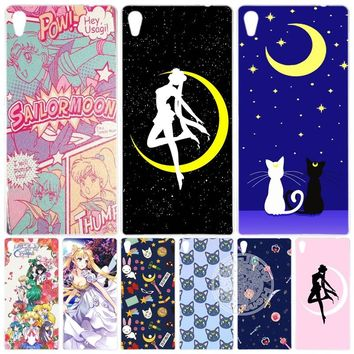 Sailor Moon Hard Case for Sony Xperia Phones