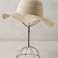 Itsaso Floppy Hat by Anthropologie in Cream Size: One Size Sneakers